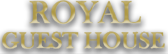 Logo Royal Guest House